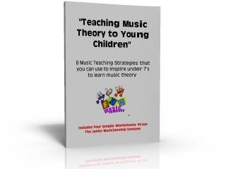 strategies for young childrens music theory