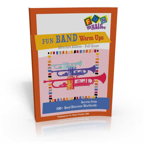 bandwarmups book Teaching Guides