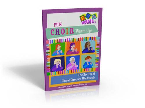 Fun Choral Warmups Ebook