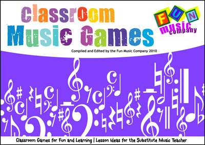 Substitute Lesson Ideas - Classroom Music Games