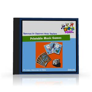 covers funmusiccostandard pmg 300 Printable Music Games