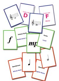 Bonus Set of Flashcards