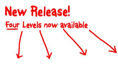two levels available now