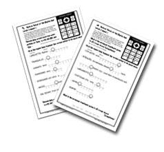 Level 3 worksheets