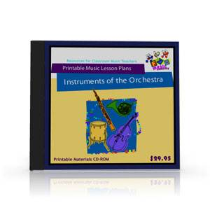 pmlp musicalinstrumentgames cdboxclosed Lesson Plans about the Instruments of the Orchestra