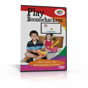 Play Boomwhackers DVD cover