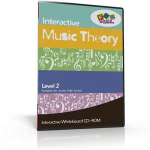 Interactive Music Theory Level Two