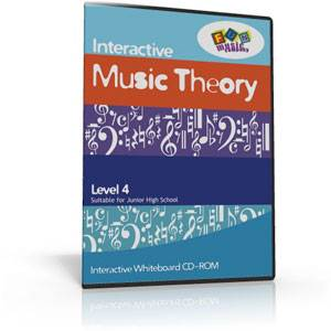 Interactive Music Theory Level Four