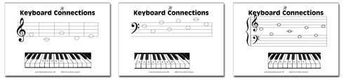 samplest3 Junior Music Worksheets