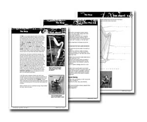 thumb l14 Lesson Plans about the Instruments of the Orchestra