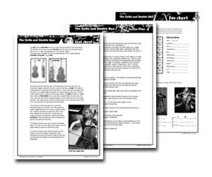 thumb l4 Lesson Plans about the Instruments of the Orchestra