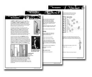 thumb l8 Lesson Plans about the Instruments of the Orchestra